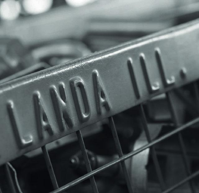 History - Landa Illuminotecnica